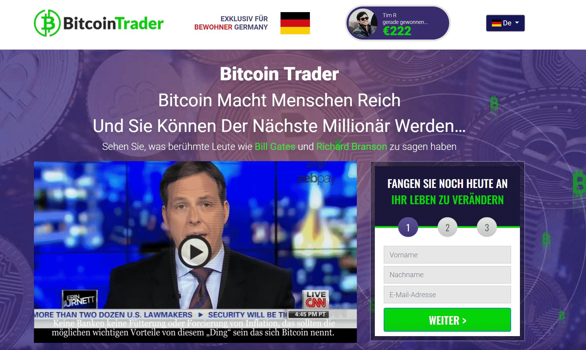 Bitcoin Trader Lena Meyer Landrut Trading Betrug 2020! Erfahrungen & Preisvergleich