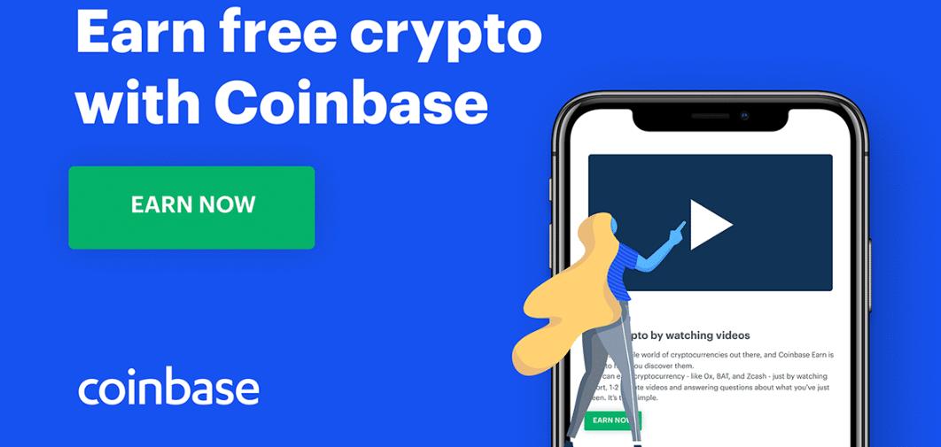 Coinbase Earn liefert im Test gratis Coins