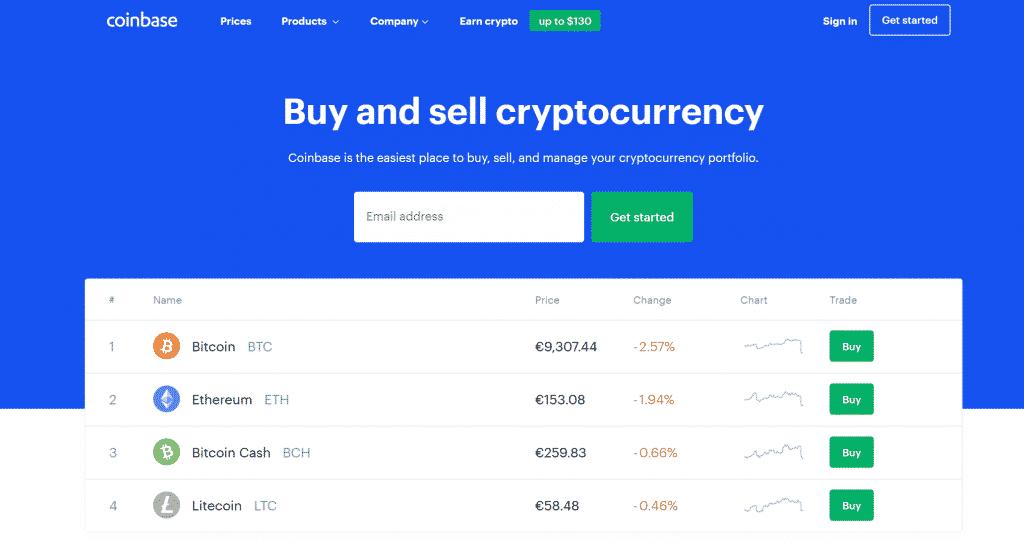 Coinbase Auszahlung