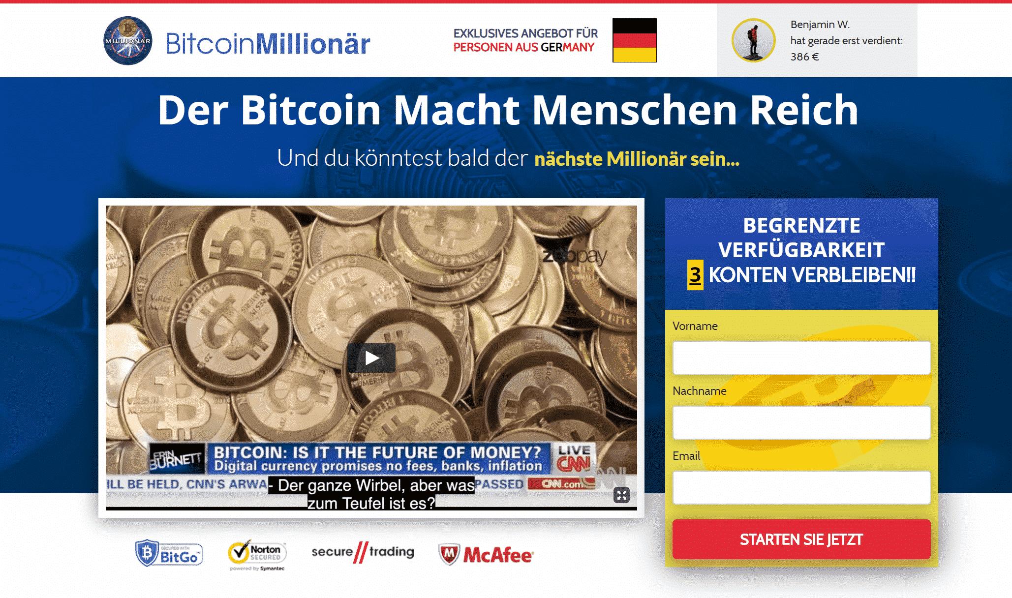 Höhle Der Löwen Bitcoin Fake