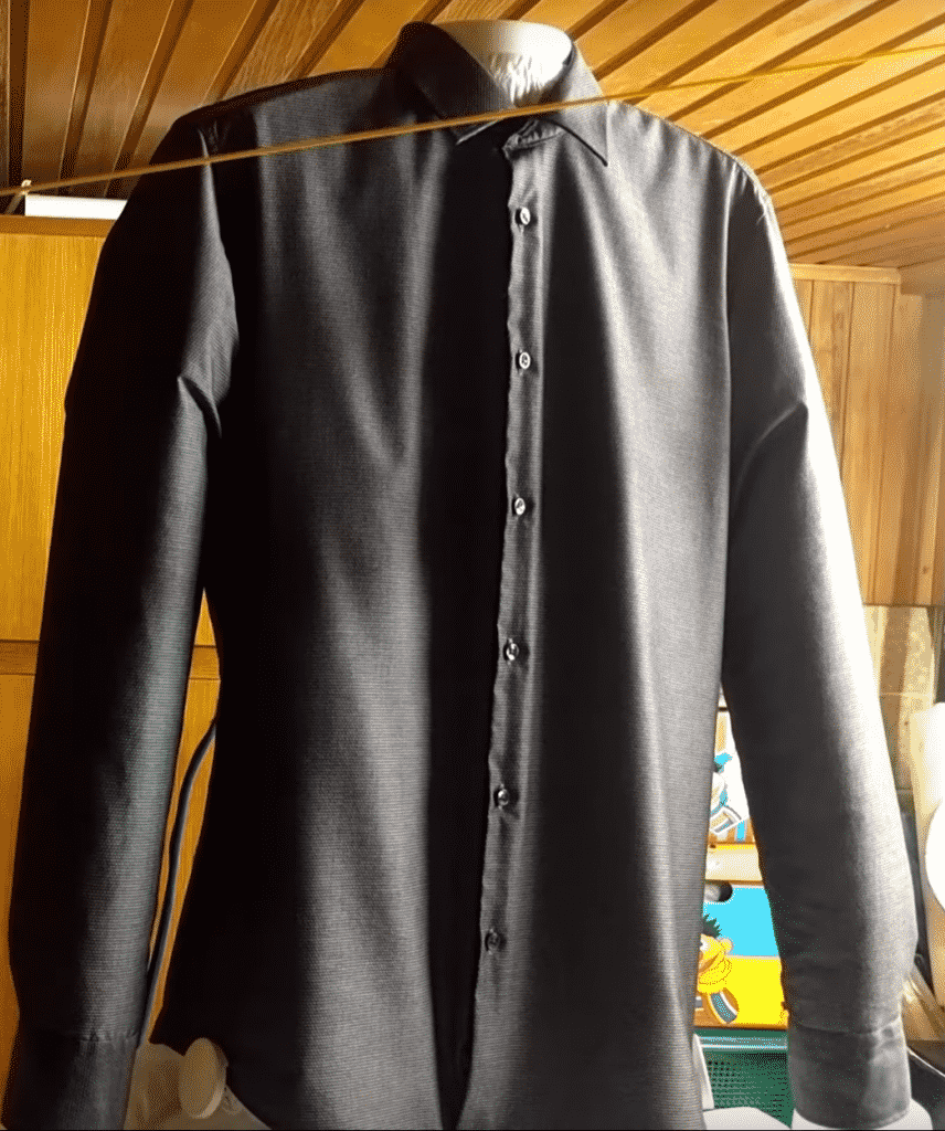 Cleanmaxx Hemdenbügler Erfahrungen nachher