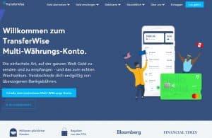 Die Erfahrungen mit dem Transferwise Multi-Währungs-Konto lohnen sich