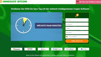 Vorsicht vor dem Immediate Bitcoin Betrug 2020