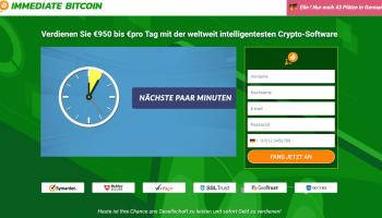 Immediate Bitcoin Betrug – Test & Erfahrungen 2020